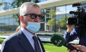 Armando Vara conhece hoje decisão do caso em que é acusado de branqueamento de capitais