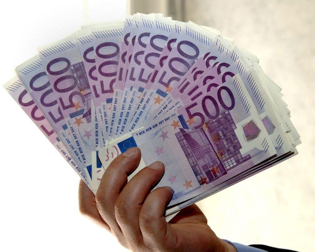 Investimento captado com vistos 'gold' sobe 17% para 596 milhões de euros no 1.º semestre