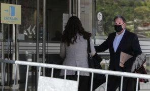 Armando Vara condenado a dois anos de prisão por branqueamento de capitais