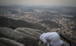 Meca prepara-se para segunda peregrinação anual durante a pandemia