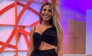Joana Albuquerque Ofendida por hater durante episódio