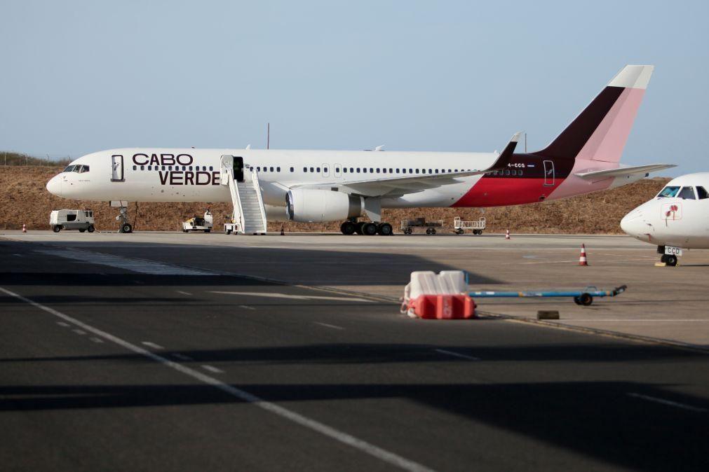 Cabo Verde Airlines anuncia cancelamento de todos os voos