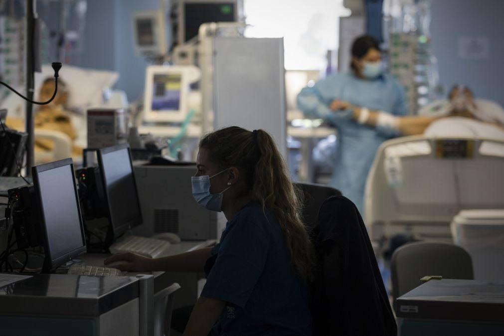 Covid-19: Portugal é quarto país da União Europeia com mais novos casos diários de infeção