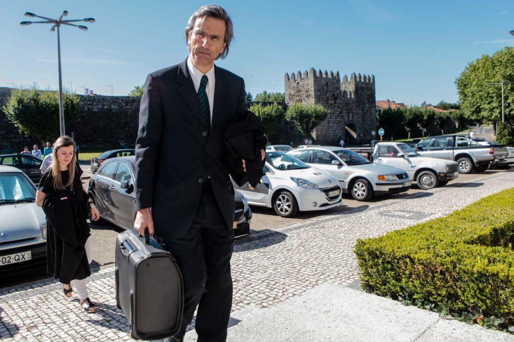 Pedro Dias vai ser julgado por todos os crimes que figuram na acusação