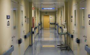Covid-19: Hospitais de Lisboa Central com 96 internados em enfermaria e 18 em UCI