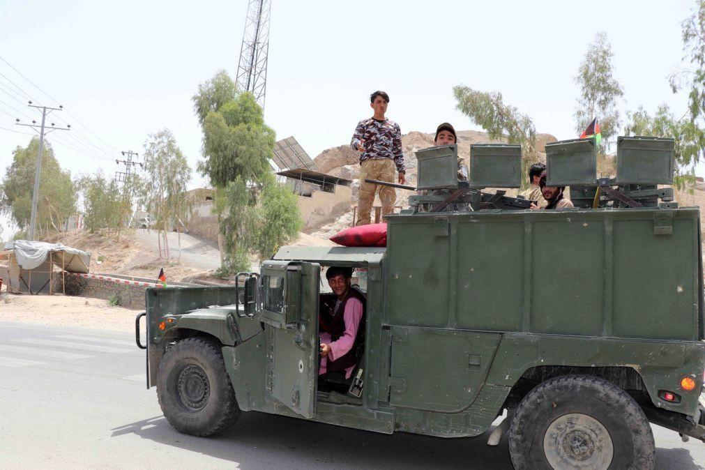 França exorta os seus cidadãos a abandonarem o Afeganistão