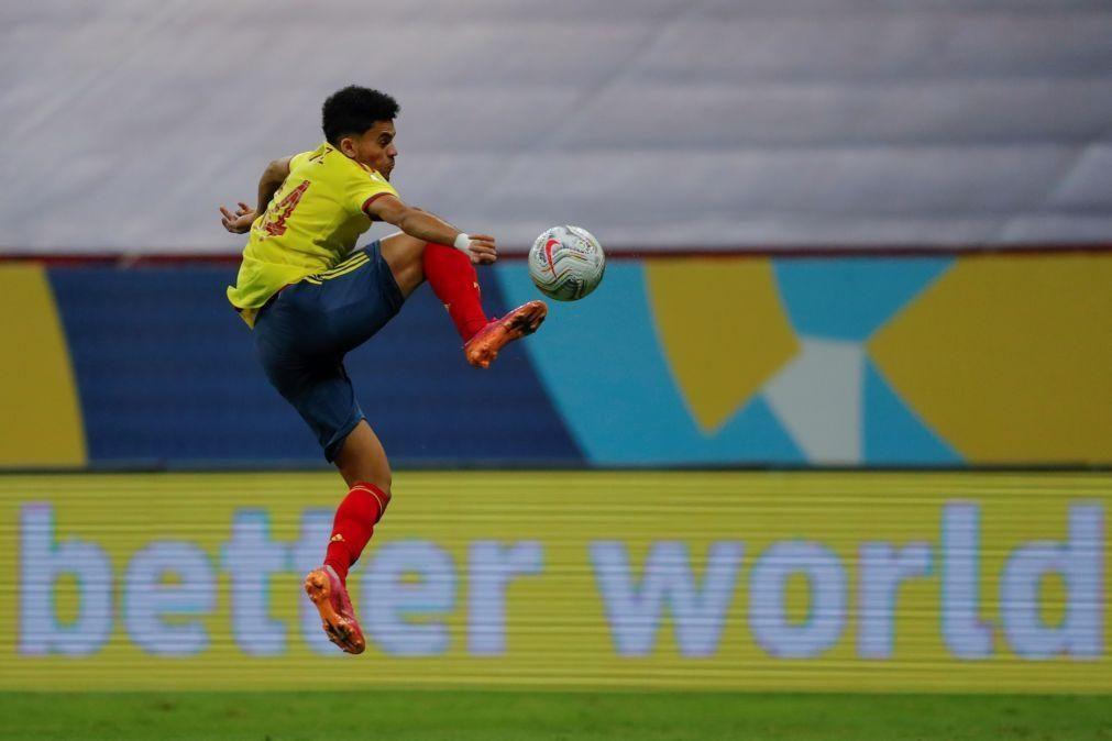 Colombiano Luís Díaz eleito revelação da Copa América e integra 'onze' ideal