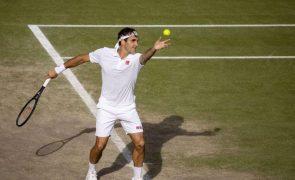 Tóquio2020: Roger Federer renuncia ao ressentir-se de problemas no joelho