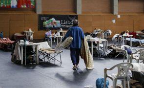 Covid-19: Casal Vistoso em Lisboa deixa de acolher sem-abrigo no final do mês
