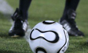 Benfica e Belenenses SAD empatam 0-0 em jogo particular