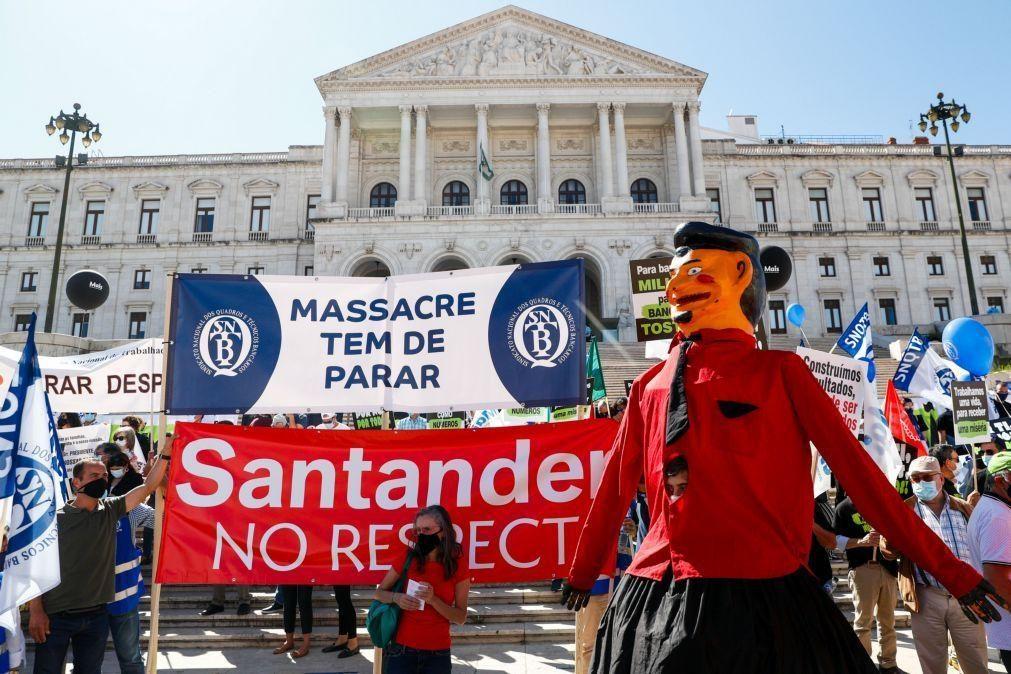 Sindicatos consideram que começam a formar-se condições para greve geral dos bancários