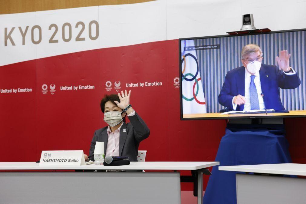 Tóquio2020: Presidente do COI pede