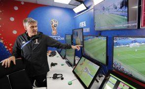 Euro2020: UEFA vê arbitragem como um
