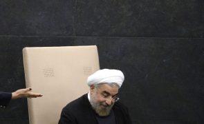 Irão: Rohani conta com próximo governo para relançar acordo sobre o nuclear