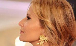 Cristina Ferreira regressa às manhãs da TVI com brincos de 100 euros