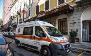 Covid-19: Itália regista 2.153 novos casos, o valor mais alto desde 09 de junho