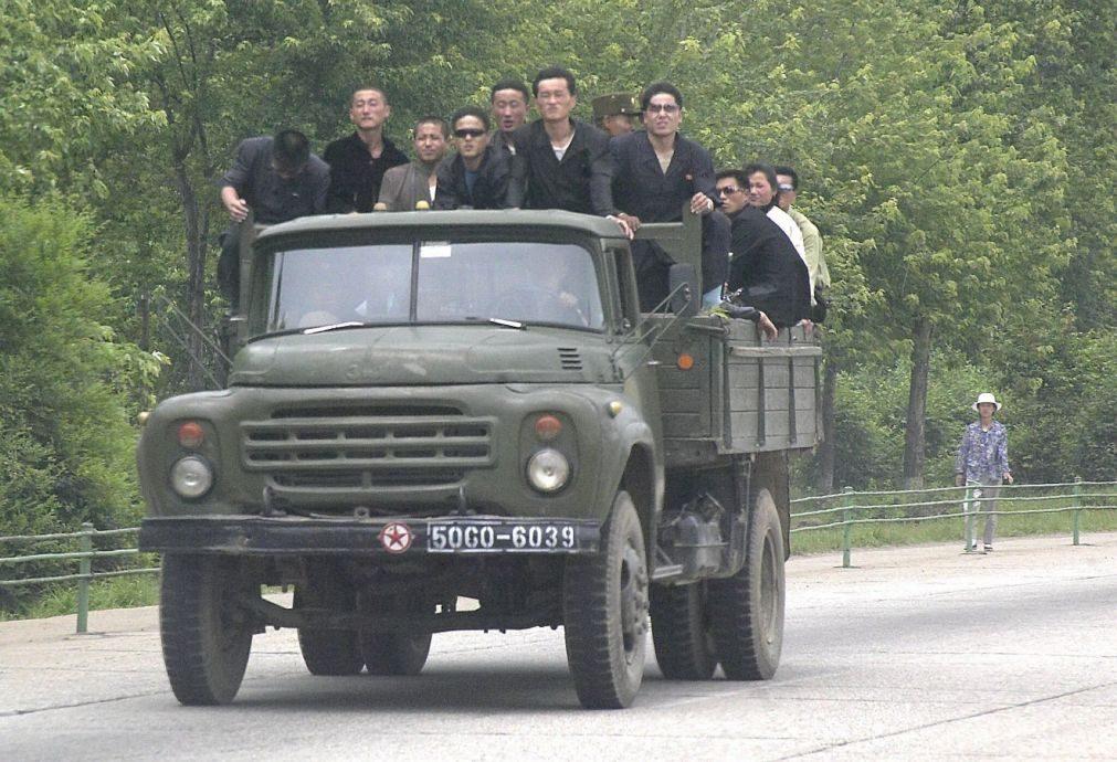 Preço da gasolina dispara na Coreia do Norte devido a restrições chinesas