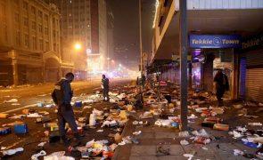Pelo menos 20 negócios de portugueses afetados pela violência na África do Sul