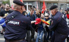 Rússia contraria tribunal europeu e recusa regularizar uniões homossexuais