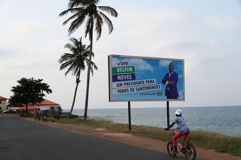São Tomé/Eleições: Delfim Neves, o candidato abençoado que tem 18 adversários
