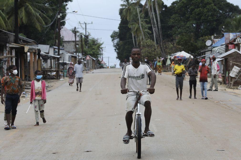 Moçambique/Ataques: Governador pede colaboração da população face à chegada de forças estrangeiras