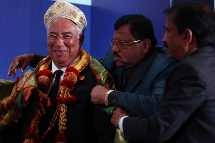 PM/Índia: Costa promete medidas para facilitar negócios entre indianos e portugueses
