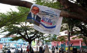 São Tomé/Eleições: Candidato Vila Nova contra 'banho' diz que pessoas não são objetos