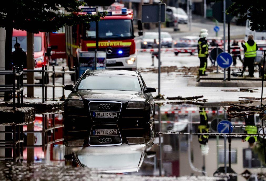 Pelos 19 mortos na Alemanha e dois na Bélgica após fortes chuvas e inundações