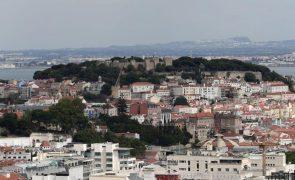 Turismo em Lisboa cai 71,5% com 619.200 dormidas entre janeiro e maio -- INE