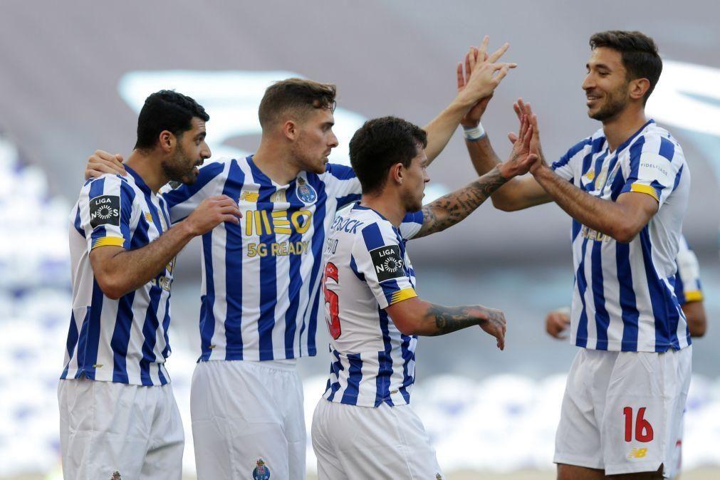 Roma e FC Porto anunciam jogo particular de pré-época em 28 de julho no Algarve