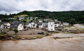 Pelo menos 42 mortos na Alemanha e quatro na Bélgica devido ao mau tempo -- novos balanços