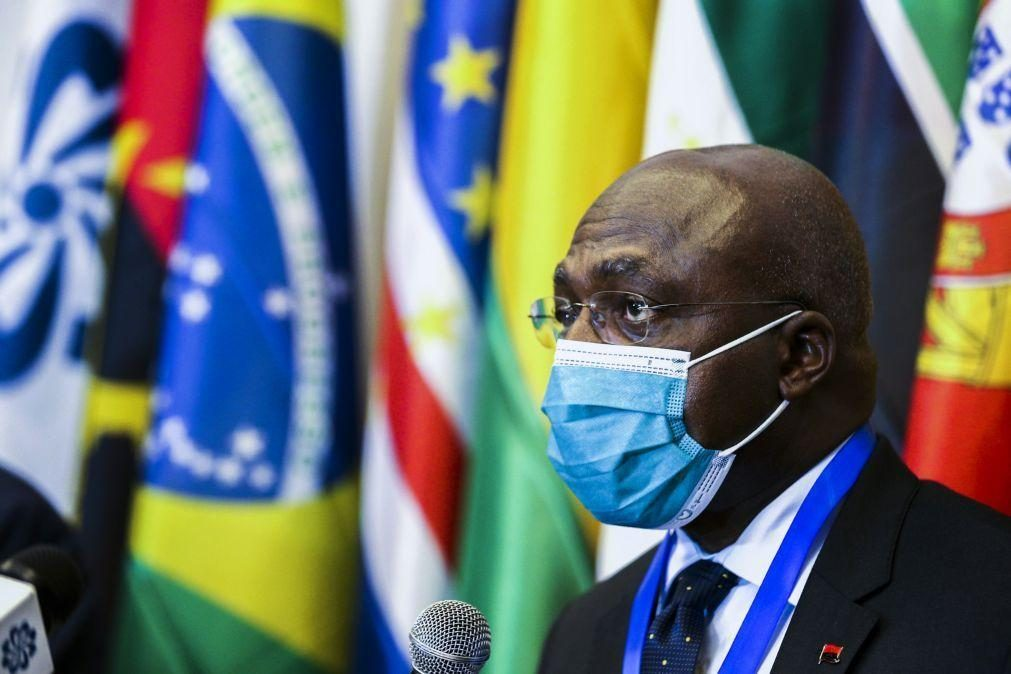 Ministro angolano defende concertação entre Estados da CPLP para garantir segurança alimentar