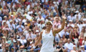 Tóquio2020: Tenista alemã Angelique Kerber abidca dos Jogos Olímpicos