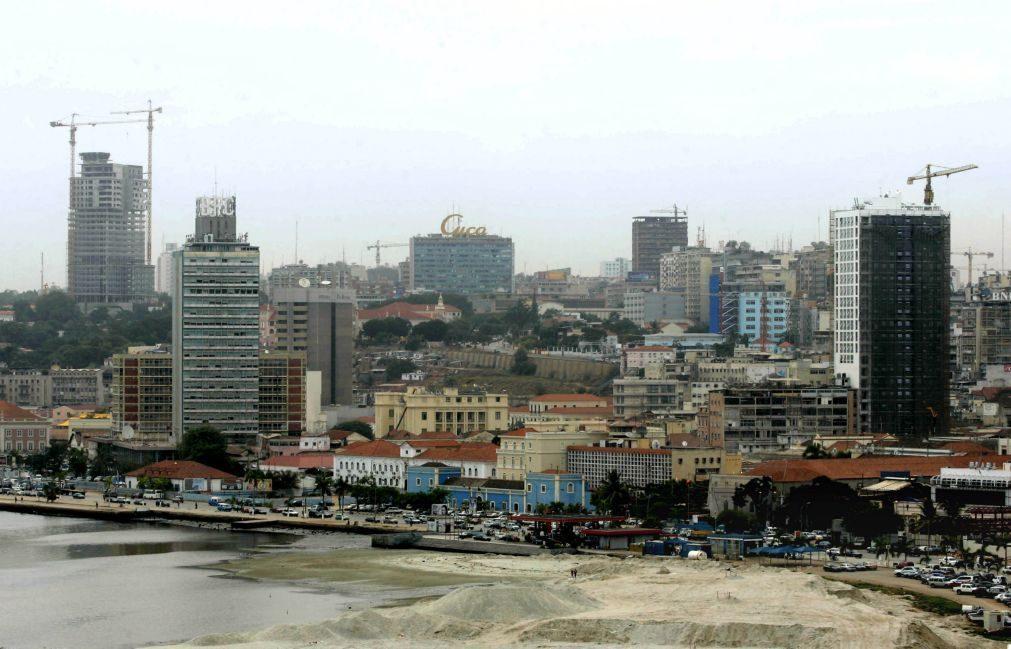 Angola com queda de 3,4% do PIB no primeiro trimestre - INE