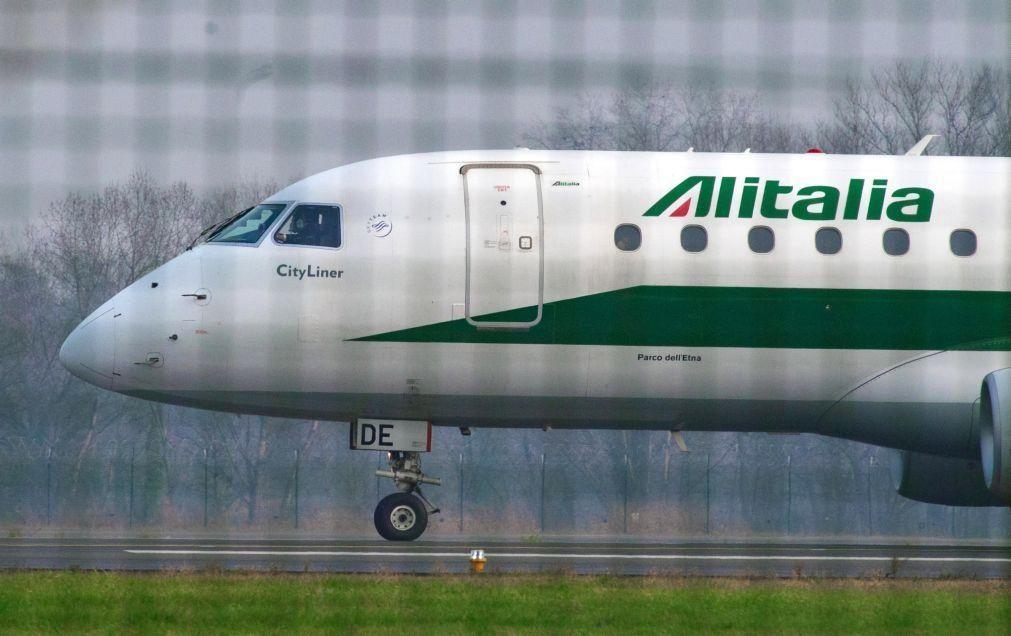 Alitalia dá origem a nova companhia que começa a operar em outubro