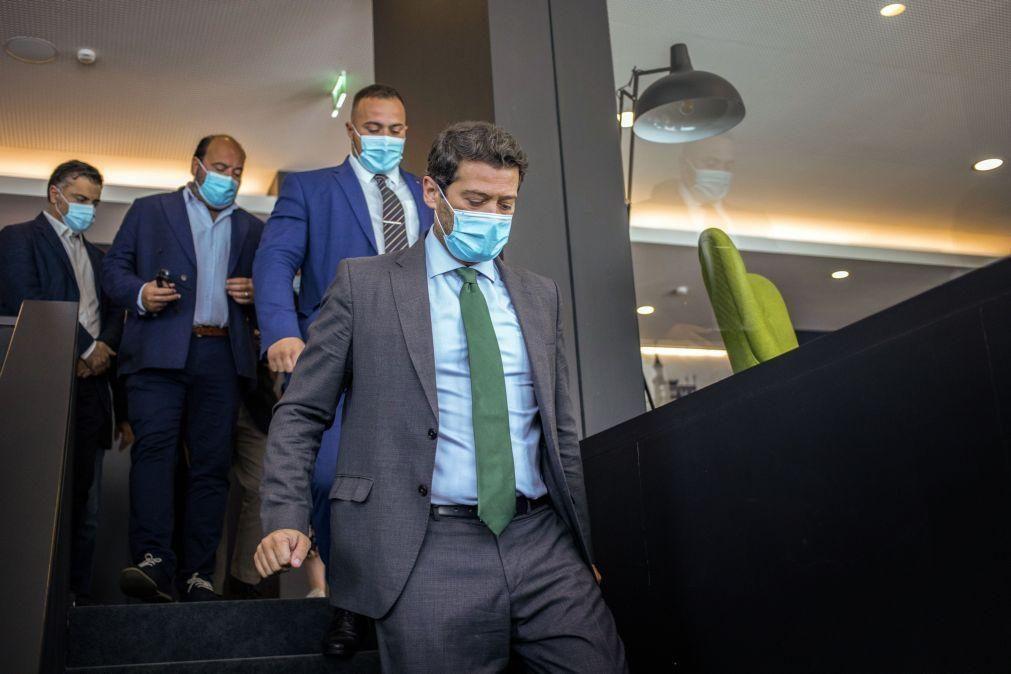 PS, PAN e IL pedem intervenção de Representante da República após divisões no Chega/Açores