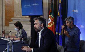 Novos comboios destinam-se aos serviços Regional e Urbano - Ministro
