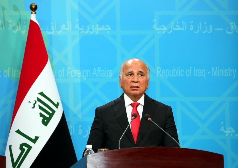 Iraque vai investigar tráfico humano para a Europa a pedido da Lituânia
