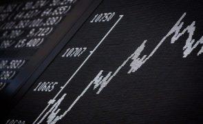 PSI20 cai 1,08% em linha com Europa