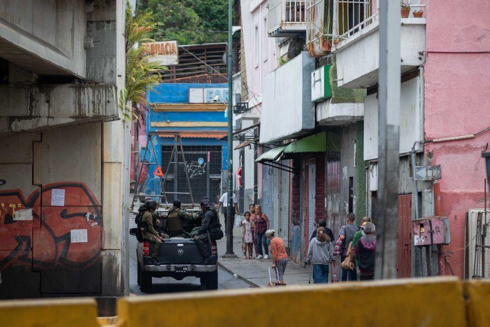 Covid-19: Situação dos direitos civis e políticos degradou-se na Venezuela
