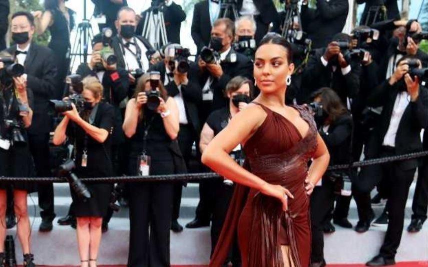 Georgina Rodríguez arrasa com vestido
