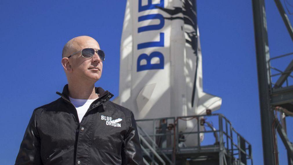 Estudante de 18 anos será a pessoa mais nova no espaço no voo da Blue Origin