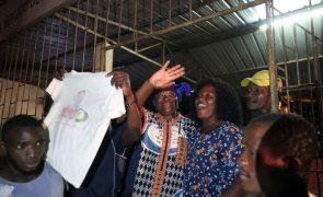 São Tomé/Eleições: Candidata Maria das Neves receia fraude nas presidenciais