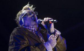 Ex-Sex Pistol processam vocalista da banda Johnny Rotten