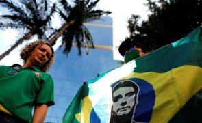 Bolsonaro mantém recuperação satisfatória e retirou sonda nasogástrica