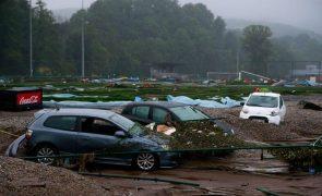 Cheias provocam pelo menos 68 mortos e dezenas de desaparecidos no Norte da Europa