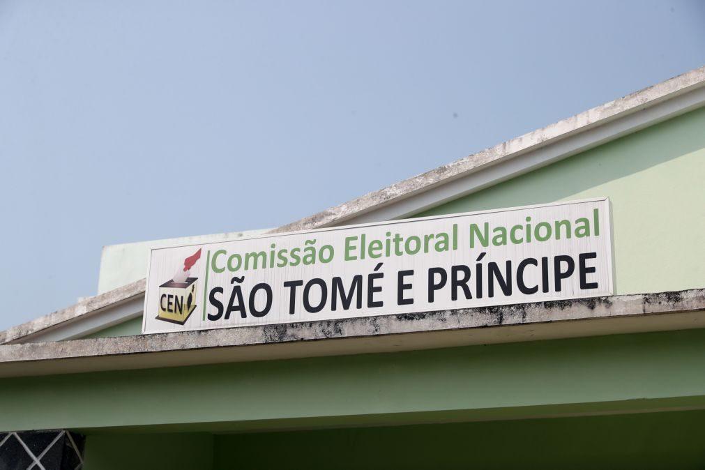São Tomé/Eleições: Termina hoje campanha de 19 candidatos às presidenciais