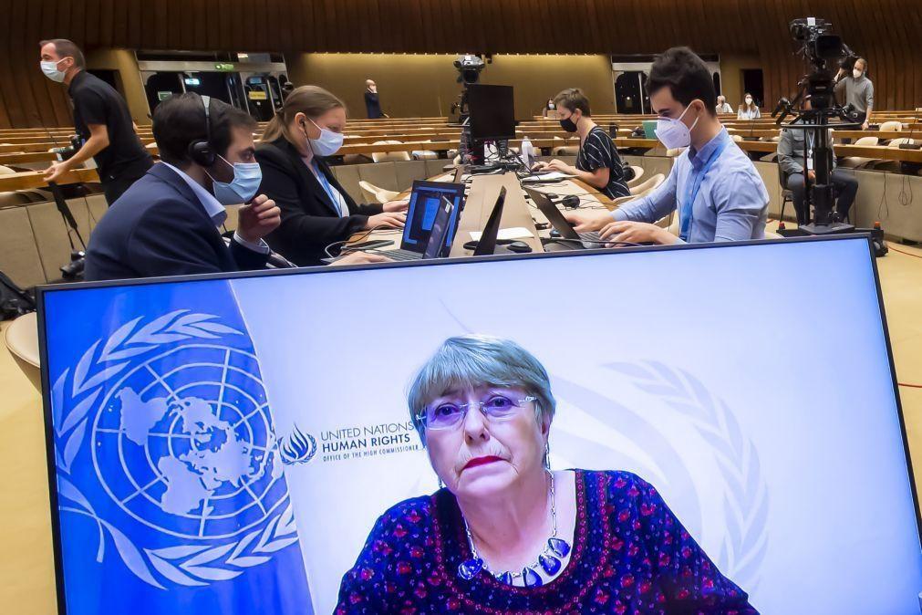 Alta Comissária da ONU pede libertação urgente dos cubanos detidos