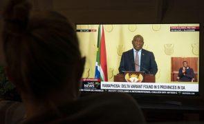 África do Sul: PR Ramaphosa diz que violência foi