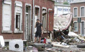 Mau tempo já provocou 118 mortes na Alemanha e Bélgica